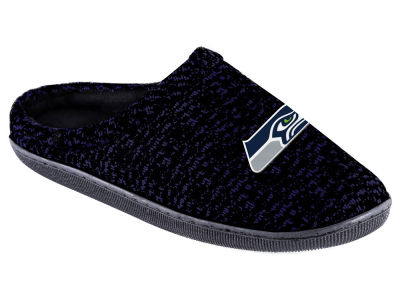 Seattle Seahawks Poly Knit Cup Sole Boxed Slipper