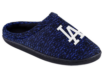 Los Angeles Dodgers Poly Knit Cup Sole Boxed Slipper