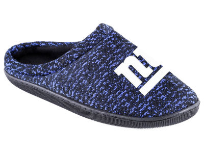 New York Giants Poly Knit Cup Sole Boxed Slipper