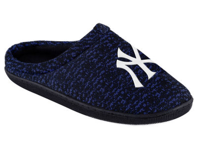 New York Yankees Poly Knit Cup Sole Boxed Slipper