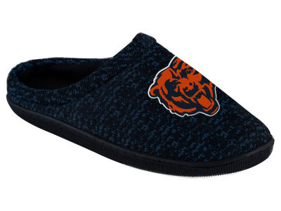Chicago Bears Poly Knit Cup Sole Boxed Slipper