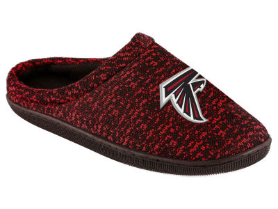 Atlanta Falcons Poly Knit Cup Sole Boxed Slipper