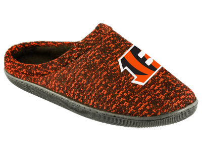 Cincinnati Bengals Poly Knit Cup Sole Boxed Slipper