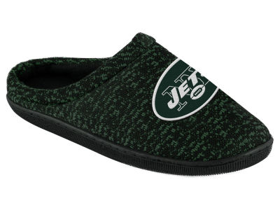 New York Jets Poly Knit Cup Sole Boxed Slipper