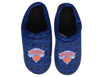 New York Knicks Poly Knit Cup Sole Boxed Slipper