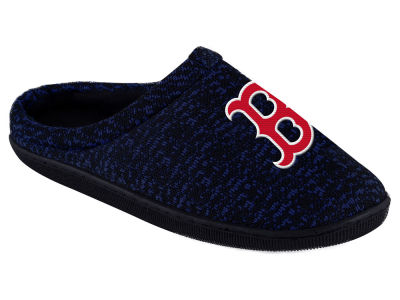 Boston Red Sox Poly Knit Cup Sole Boxed Slipper