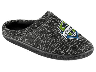 Seattle Sounders FC Poly Knit Cup Sole Boxed Slipper