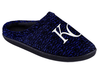 Kansas City Royals Poly Knit Cup Sole Boxed Slipper