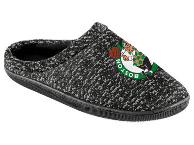 Boston Celtics Poly Knit Cup Sole Boxed Slipper