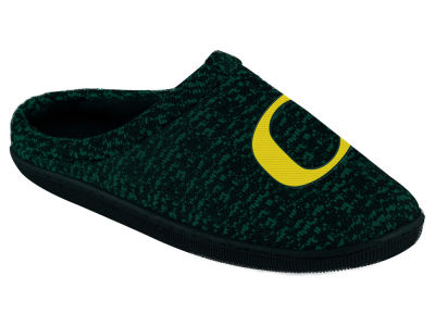 Oregon Ducks Poly Knit Cup Sole Boxed Slipper