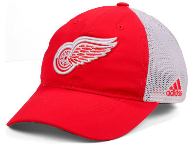 Detroit Red Wings adidas NHL Soft Ice Cap