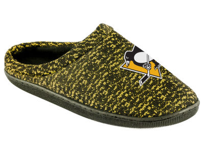 Pittsburgh Penguins Poly Knit Cup Sole Boxed Slipper