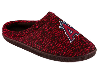 Los Angeles Angels Poly Knit Cup Sole Boxed Slipper