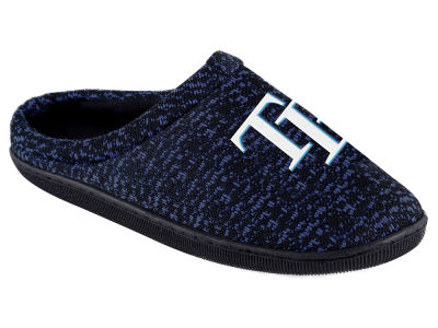 Tampa Bay Rays Poly Knit Cup Sole Boxed Slipper