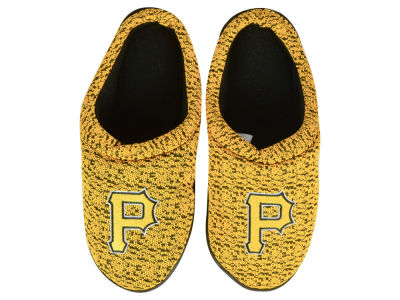 Pittsburgh Pirates Poly Knit Cup Sole Boxed Slipper