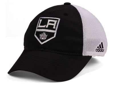 Los Angeles Kings adidas NHL Soft Ice Cap