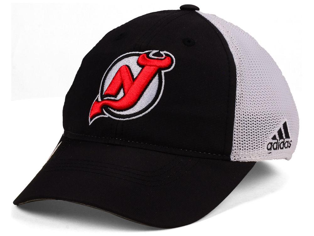 1f6450a54 New Jersey Devils adidas NHL Soft Ice Cap | lids.com