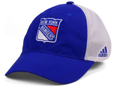 New York Rangers adidas NHL Soft Ice Cap