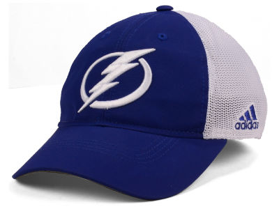 Tampa Bay Lightning adidas NHL Soft Ice Cap
