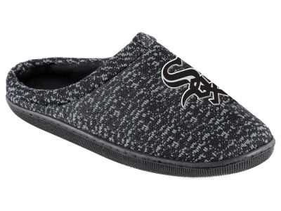 Chicago White Sox Poly Knit Cup Sole Boxed Slipper