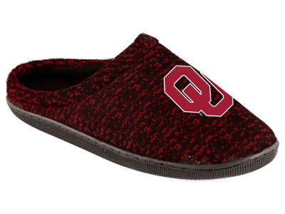 Oklahoma Sooners Poly Knit Cup Sole Boxed Slipper