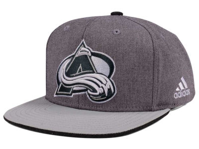 Colorado Avalanche adidas NHL Two Tone Snapback Cap