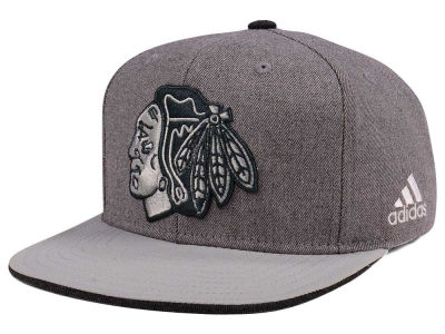 Chicago Blackhawks adidas NHL Two Tone Snapback Cap