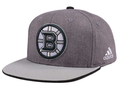 Boston Bruins adidas NHL Two Tone Snapback Cap