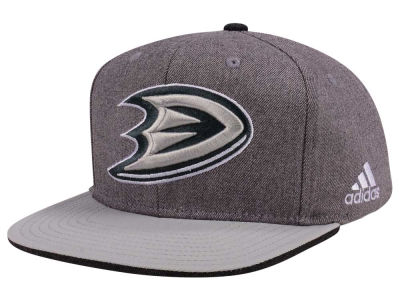 Anaheim Ducks adidas NHL Two Tone Snapback Cap