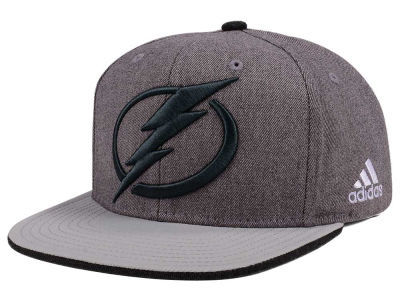 Tampa Bay Lightning adidas NHL Two Tone Snapback Cap