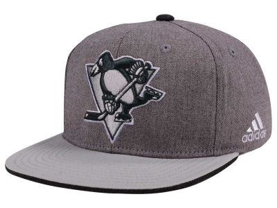 Pittsburgh Penguins adidas NHL Two Tone Snapback Cap