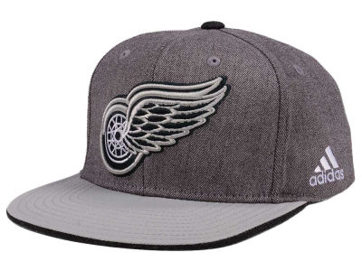 Detroit Red Wings adidas NHL Two Tone Snapback Cap