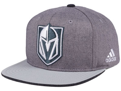 Vegas Golden Knights adidas NHL Two Tone Snapback Cap