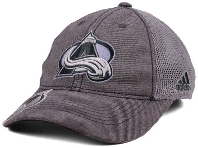 Colorado Avalanche adidas 2017 NHL Slouch Cap