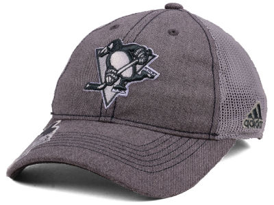 Pittsburgh Penguins adidas 2017 NHL Slouch Cap