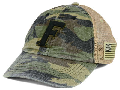 Florida Gators Top of the World NCAA Declare Camo Cap