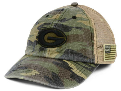 Georgia Bulldogs Top of the World NCAA Declare Camo Cap
