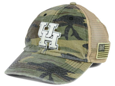Houston Cougars Top of the World NCAA Declare Camo Cap