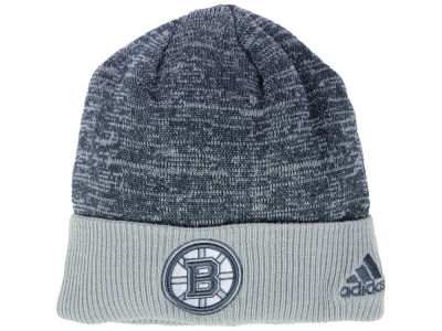 Boston Bruins adidas 2017 NHL Two Tone Knit