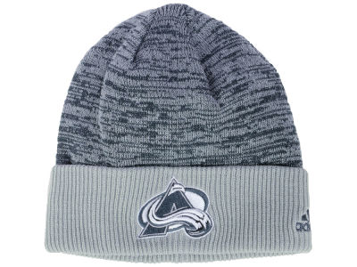 Colorado Avalanche adidas 2017 NHL Two Tone Knit