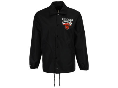 Chicago Bulls Mitchell & Ness NBA Men's Coaches Jacket