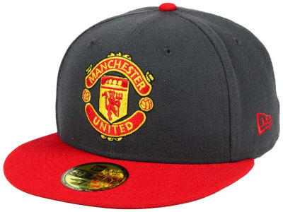 Manchester United New Era EPL 2Tone 59FIFTY Cap