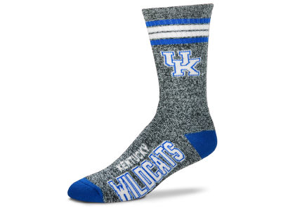 Kentucky Wildcats For Bare Feet Got Marbled Socks