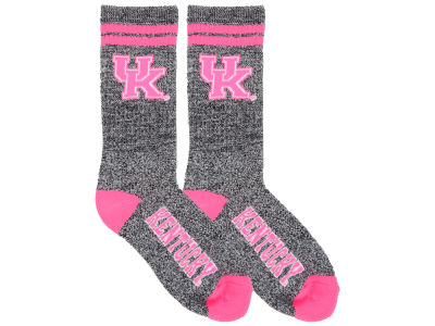 Kentucky Wildcats For Bare Feet Women's Melange Socks