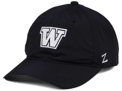 Washington Huskies Zephyr NCAA Darklite Adjustable Cap