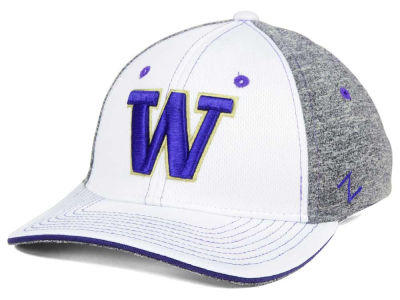 Washington Huskies Zephyr NCAA Equinox Flex Cap