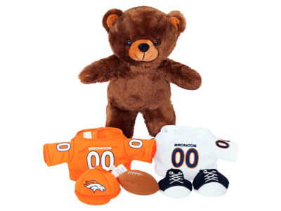Denver Broncos Forever Collectibles Locker Room Buddy