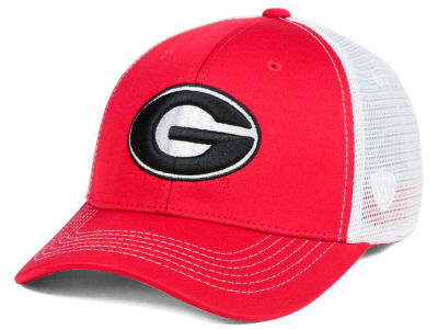Georgia Bulldogs Top of the World NCAA Ranger Adjustable Cap
