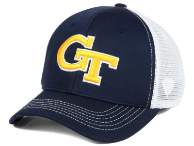 Georgia-Tech Top of the World NCAA Ranger Adjustable Cap