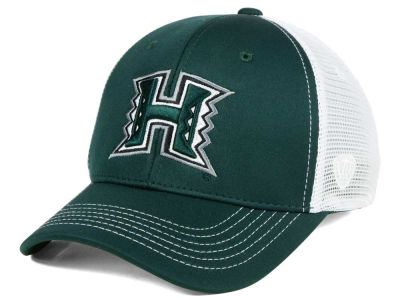 Hawaii Warriors Top of the World NCAA Ranger Adjustable Cap